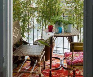 Top 10 Wonderful Balcony Decorating Ideas