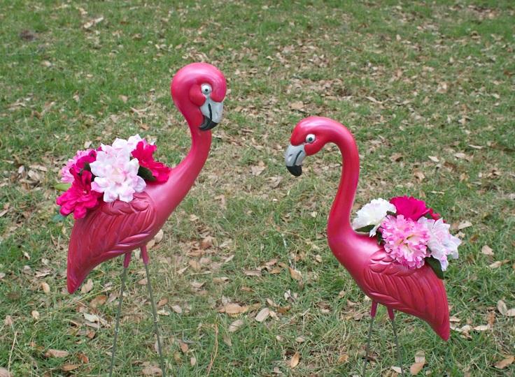Flamingo-Planters
