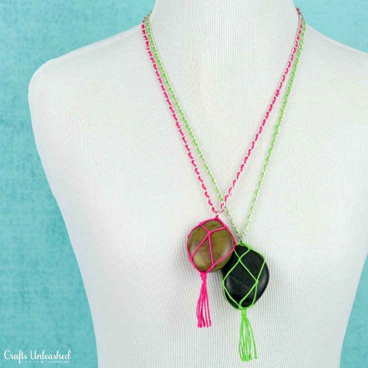 Macrame-DIY-Stone-Necklace
