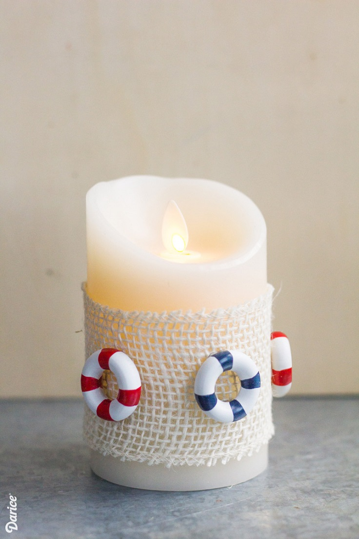 Nautical-Candle