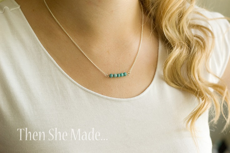 Simple-Beads-Necklace