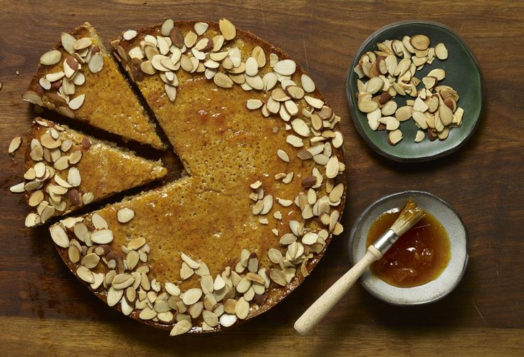 Almond-and-Porto-Cake