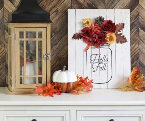 Top 10 Creative DIY Decorations for this Fall