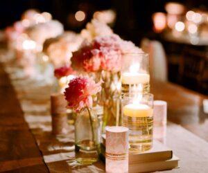 Top 10 Romantic Wedding Centerpiece Ideas