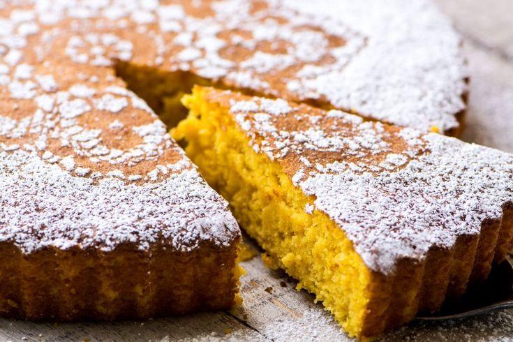 Tangerine-Cake