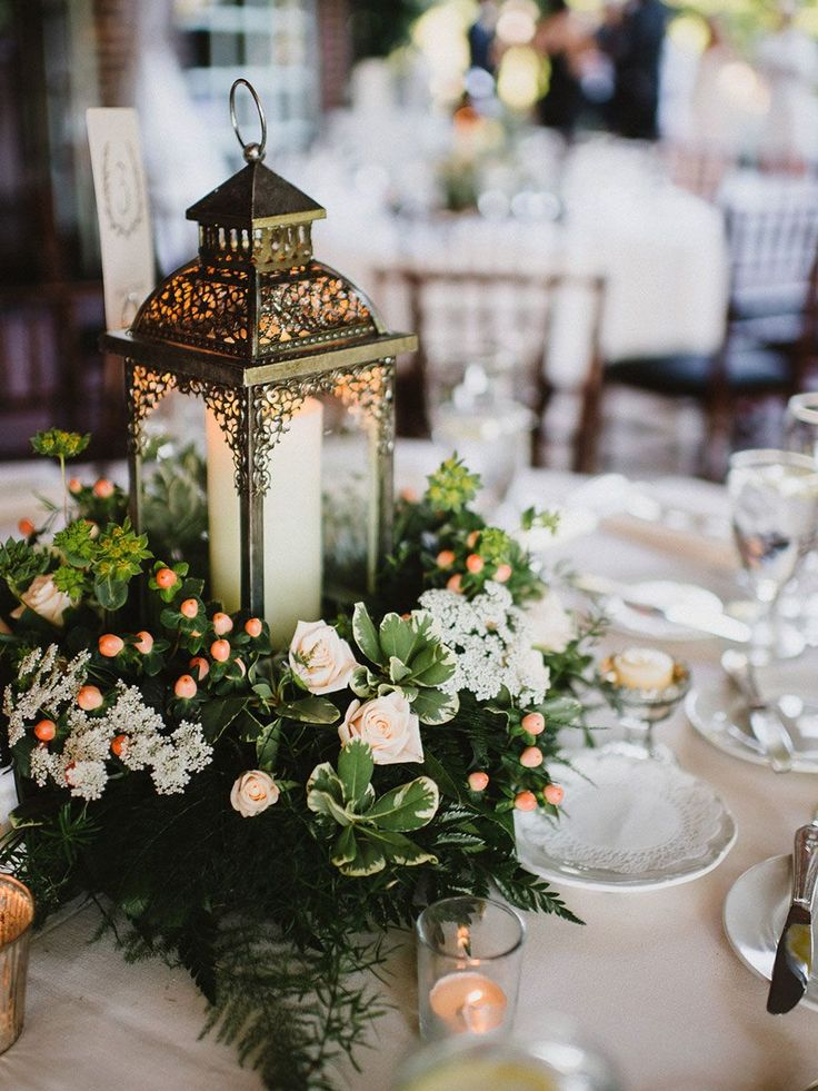 wedding centerpiecees: TOP 10 ROMANTIC WEDDING CENTERPIECE IDEAS