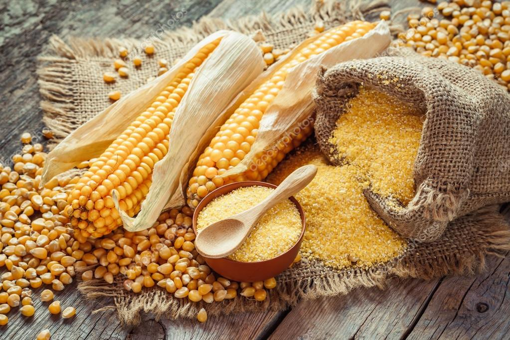 corn-groats