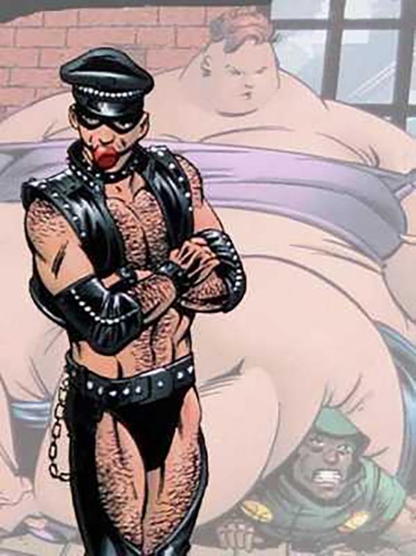 leather-boy