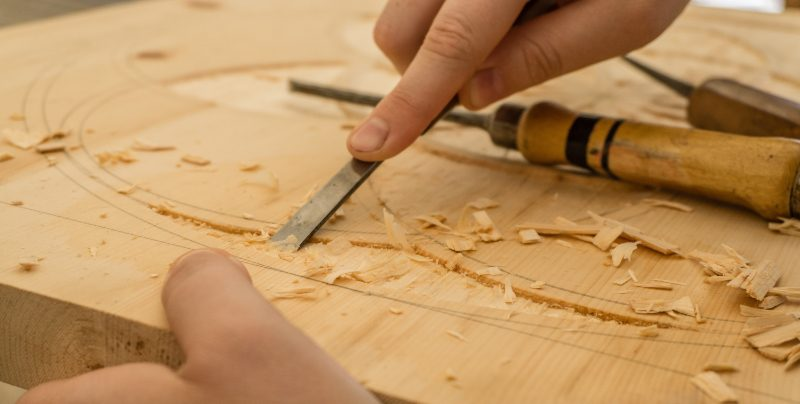 wood-carving
