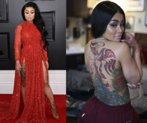 Top 10 Blac Chyna Tattoos And The Meaning Behind Them