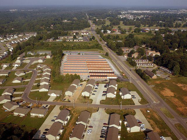 Fort-Campbell-–-Kentucky