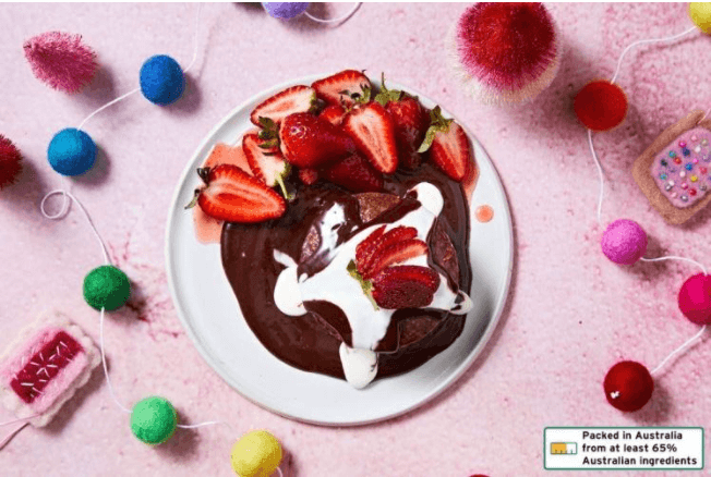 Fudgy-chocolate-cake