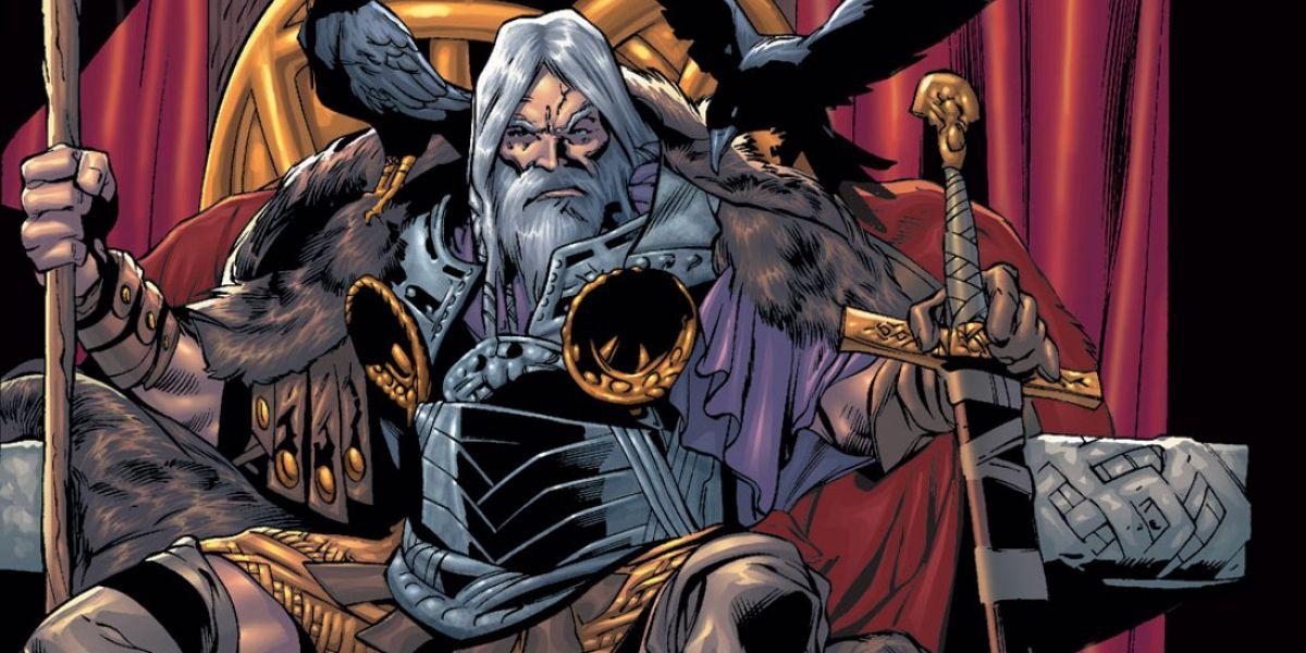 Odin-Marvel-Comics