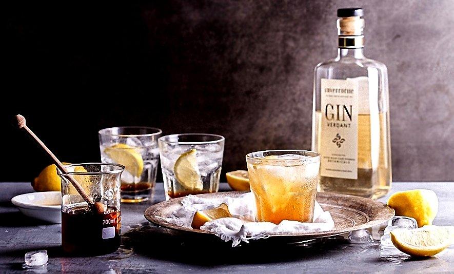 gin-honey