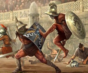 Top 10 Famous Gladiators With Amazing Fighting Skills