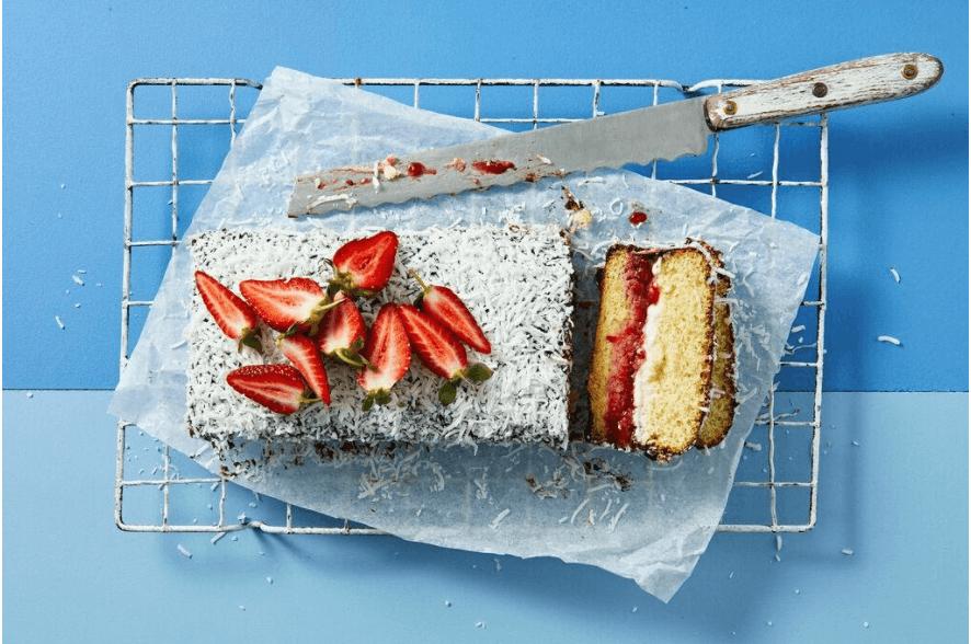 summer-lamington-cake