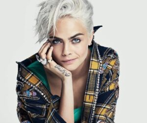 Top 10 Cara Delevingne's Tattoos And The Meaning Behind Them
