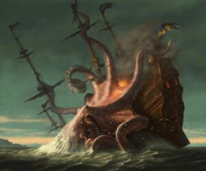 Top 10 Mythical Sea Creatures to Read About