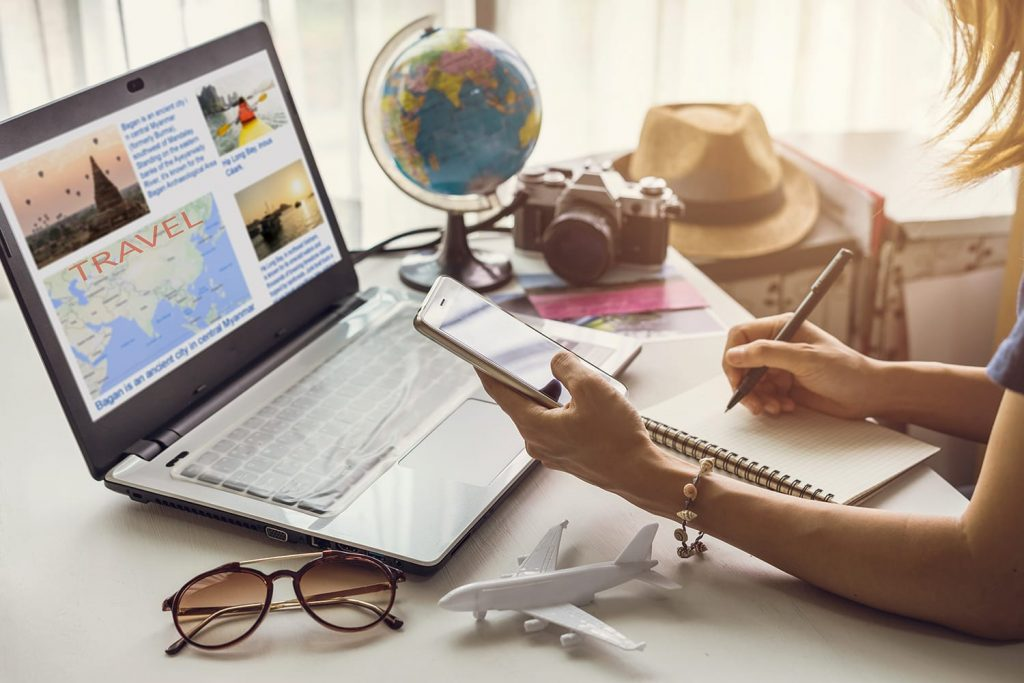 planning-vacation